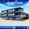 China Golden Supplier 40FT Flatbed Container Trailer für Sale