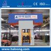 Prensa de forja eléctrica de gran alcance del tornillo 1600t