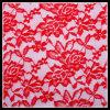 Ткань шнурка вязания крючком самой последней конструкции 2016 эластичная для платья венчания