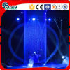 LED Interior Water Feature Decoration Digal Waterfall para o desempenho do palco