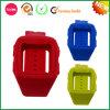 Venda de reloj de goma de la pulsera del más nuevo Mul-Color de la tendencia