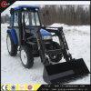 mini tractor del cargador del frente del tractor del tractor 50HP