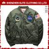 Jaqueta de vôo Casacos de inverno personalizados para homem (ELTBJI-4)