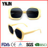 Ynjn New Coming Bright Color Plastic Women Lunettes de soleil