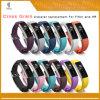 El reemplazo elegante de la pulsera del silicón ata con correa la muñeca de las vendas para Fitbit Alta hora