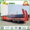 Gooseneck тележки 2 Axle 30 Lowbed тонн трейлера Semi