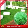 [ب] يرتّب اصطناعيّة مرج عشب لأنّ حديقة وسقف