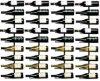 Zutreffende Herstellungs-Wand-Montierungs-Wein-Zahnstange hält Flasche 9 stark an