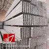 Канал строительного материала гальванизированный сталью u