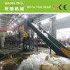 Altos bolsos de polietileno eficientes que se lavan reciclando la máquina