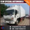 -15c 6t Refrigeator Van Truck Insulated het Lichaam van de Vrachtwagen van de Bestelwagen JAC