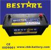 12V n100-Mf van de Batterij van het Voertuig van de Batterij van de Vrachtwagen van 100ah