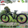 Preiswertes elektrisches Strand-Fahrrad-fettes Gummireifen Ebike Galvano-Fahrrad