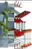 Interruptor da carga do vácuo da alta tensão da unidade da combinação de Fzrn16A-Fuse