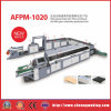 Libro de ejercicio de la impresión de Afpm-1020 Flexo/cuaderno automáticos que hace la línea