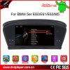 Carro Android GPS para a navegação de BMW 5er E60 E61 GPS
