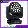 DMX 19X15W Beam LED Moving Head Bee Eye K10