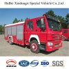 8ton HOWO Toilets and Foam Firefighting Truck Euro 4