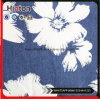 напечатанная 100%Cotton сплетенная ткань джинсовой ткани 4oz