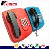Телефон обслуживания кнопочной панели Knzd-04 Kntech металла телефона крена