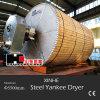 Diameter 3660*3400mm Steel Yankee Dryer voor Papieren zakdoekje Machine