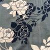 Ожог вне Discharge напечатанный Silk опал в флористической конструкции
