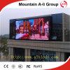 P16 옥외 광고 텔레비젼 LED 스크린