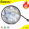 6 duim 36W Round LED Driving Headlight