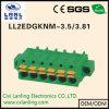 Pluggable продукт терминальных блоков Ll2edgknm-3.5/3.81 электрический