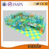 Equipamento interno plástico simples do campo de jogos das crianças