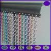 Aluminum decorativo Chain Fly Screens per Door