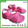 Le cuir populaire badine la chaussure occasionnelle de santal de sports (RW28230)