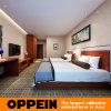 Oppeinの気高い設備が整っている木製のホテルのアパートの寝室セットの家具(OP16-HOTEL05)