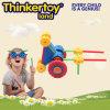 Jouets éducatifs de synthons des enfants de plastique DIY