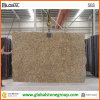 Giallo naturale Fioroto Granite Stone Tile per Interior Wall/Floor