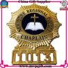 Credencial de Policía apalabrado metal para distintivo de seguridad