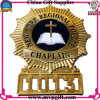 Emblema de polícia de metal Bespoken para emblema de segurança