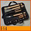 庭Picnic、Hand BagのComfortable Handle BBQの庭Furniture Set T39A008のLatest BBQ Setのための2015新しいArrival BBQ Tool Set