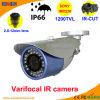 sistema da câmera do CCTV de 30m Varifocal IR Imx238 1200tvl