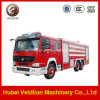 Sinotruck HOWO 6X4 Fire Frighting Truck (10000L WATER, 2000L FOAM)