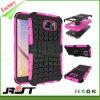 para la caja del teléfono de la galaxia S7 TPU+PC de Samsung con el soporte (RJT-0124)