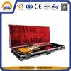 Durs en aluminium portent la valise de vol pour les accessoires de guitare (HF-5108)