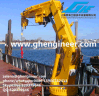 Psv Platform Supply Vessel를 위한 기중기