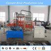 Полноавтоматический бетон вымощая машину блока/машину делать кирпича