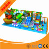 Enfants Indoor Plastic Playground avec Inflatable Castle