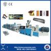 Xinxing Marke PVC-hölzerne zusammengesetzte Tür-verdrängenaufbereitende Zeile