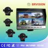 4カメラ10インチのモニタのReaviewのセキュリティシステム