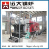 Szl10 10ton Coal Biomass Fired Steam Boiler