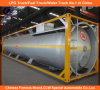 LPG Gas Storage 40FT ISO Tank Transport Container