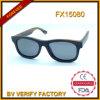 2015 occhiali da sole di legno Handmade 100% superiori Fx15080